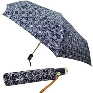 Tory Burch 3T Navy Umbrella